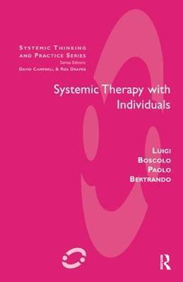 Systemic Therapy with Individuals by Paolo Bertrando image