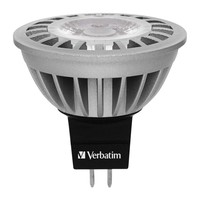 Verbatim LED MR16 5.5W 430lm 3000K Warm White 35Deg GU5.3 Dim