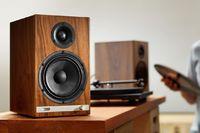 Audioengine HDP6 Passive Bookshelf Speakers Pair