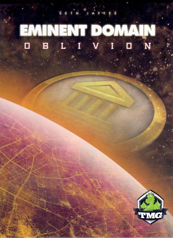 Eminent Domain: Oblivion - Expansion