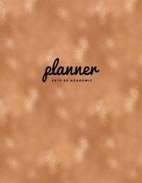 Planner 2019-20 Academic by Pop Academic