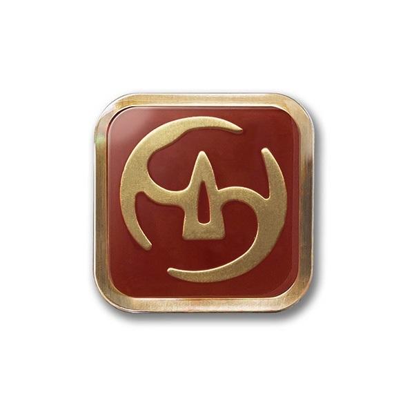 Final Fantasy XIV: Samurai (SAM) - Job Icon Pin