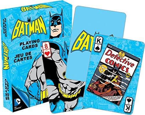 DC Comics - Batman Retro Playing Cards