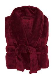 Bambury Merlot Microplush Robe (Medium/Large)