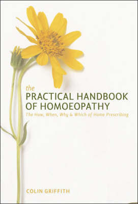 Practical Handbook of Homoeopathy by Colin Griffith image