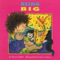 Being Big by Sharon Liddell image