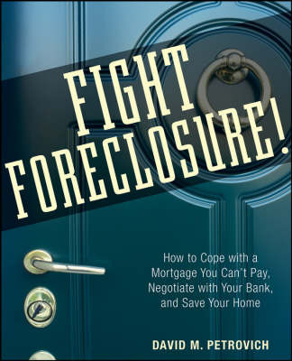 Fight Foreclosure! by David Petrovich image