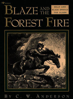 Blaze and the Forest Fire: Billy and Blaze Spread the Alarm by C.W. Anderson image