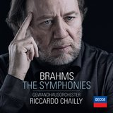 Brahms: The Symphonies by Riccardo Chailly