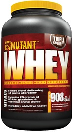 Mutant Whey - Triple Chocolate (908g)
