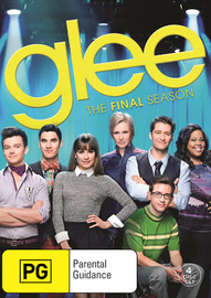 Glee - The Complete Sixth Season on DVD