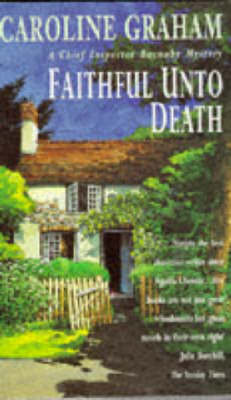 Faithful Unto Death by Caroline Graham image