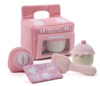 Gund - My Little Baking Plush Playset (5pc)
