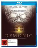 Demonic on Blu-ray