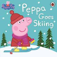 Peppa Pig: Peppa Goes Skiing by Peppa Pig image