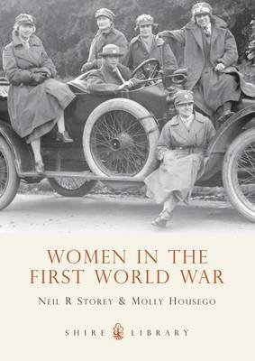 Women in the First World War by Neil R. Storey image