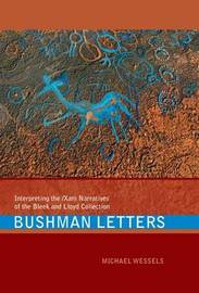 Bushman Letters by Michael Wessels image