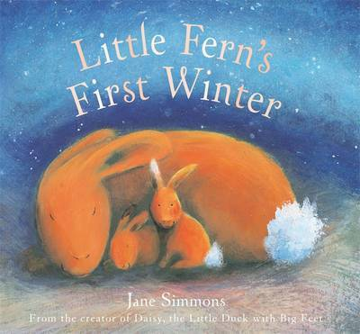 Little Fern's First Winter by Jane Simmons image