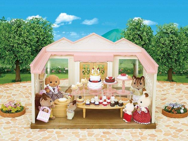 Sylvanian Families: Village Cake Shop