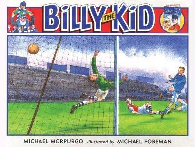 Billy The Kid by Michael Morpurgo image