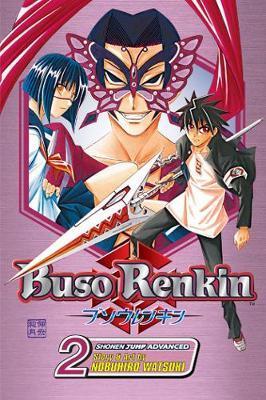 Buso Renkin, Vol. 2 by Nobuhiro Watsuki image