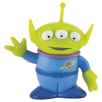 Disney: Bullyland Figure - Toy Story Alien