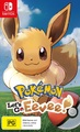 Pokemon Let's Go Eevee! for Switch