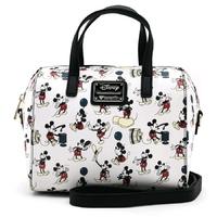 Loungefly: Disney - Mickey Print Duffle Bag