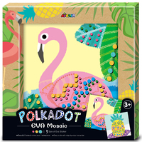 Avenir: Photo Frame - EVA Mosaic Kit (Polkadot)