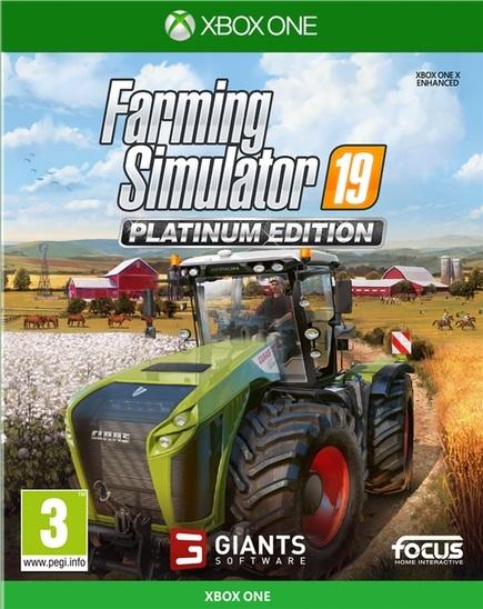 Farming Simulator 19 Platinum Edition for Xbox One