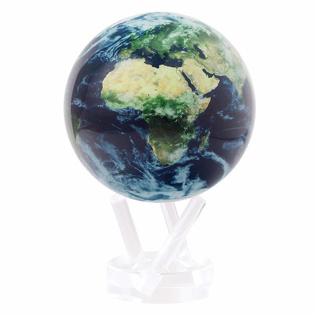 MOVA Self-Rotating Globe Satellite View (11.5cm)