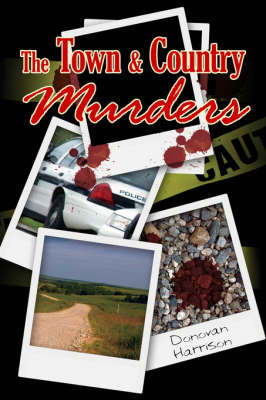 The Town and Country Murders by Donovan Harrison image
