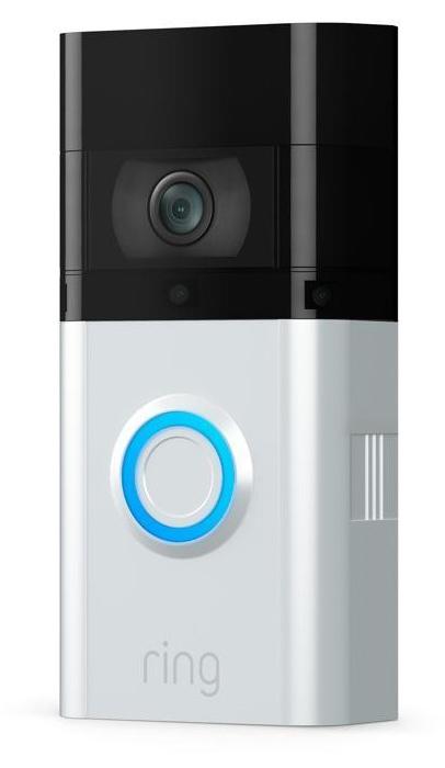 Ring Video Doorbell 3 Plus image