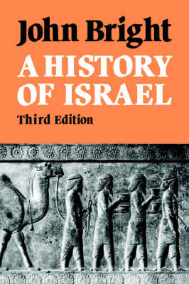 A History of Israel by John Bright image