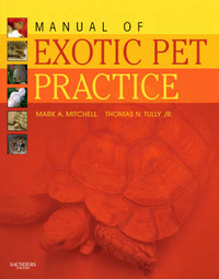 Manual of Exotic Pet Practice by Mark Mitchell image