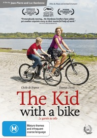 The Kid with a Bike on DVD