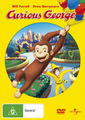 Curious George on DVD