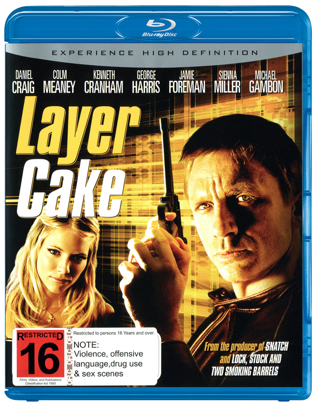 Layer Cake on Blu-ray