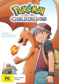 Pokemon: Origins on DVD
