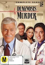 Diagnosis Murder: Season 2 on DVD