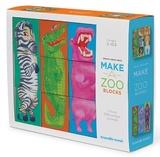 Crocodile Creek: Puzzle Blocks - Make-A-Zoo