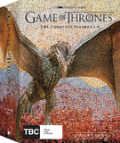 Game of Thrones - The Complete First, Second, Third, Fourth, Fifth & Sixth Season Box Set DVD