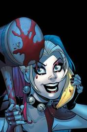 Harley Quinn Vol. 1 Die Laughing (Rebirth) by Amanda Conner