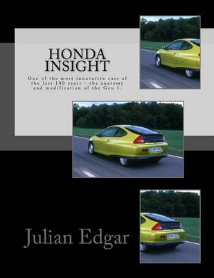 Honda Insight by Julian Edgar image