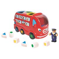 WOW Toys - London Bus Leo
