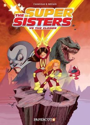 Super Sisters by Christophe Cazanove
