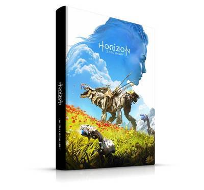 Horizon Zero Dawn Collectors Edition Guide by Future Press image