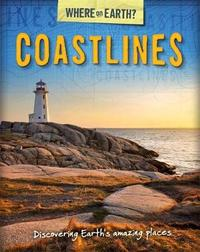 The Where on Earth? Book of: Coastlines by Susie Brooks