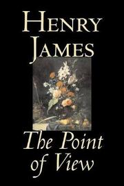 The Point of View by Henry James image