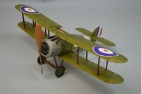 Dumas: Sopwith Snipe Biplane - Model Kit